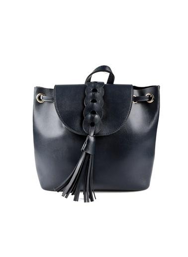 EOZ- Wera polo çanta Çanta Lacivert